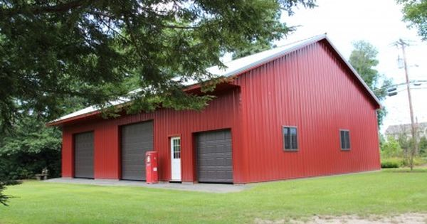 Pole Buildings Horse Barns Storefronts Riding Arenas The Barn