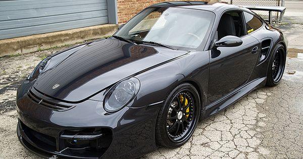 Porsche 997 Turbo TechArt