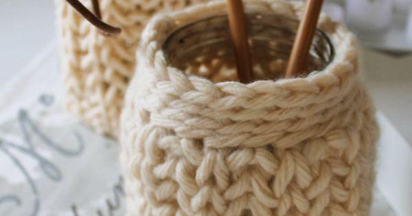 create your life ! | I make knots in yarn. It turns into stuff like ...
