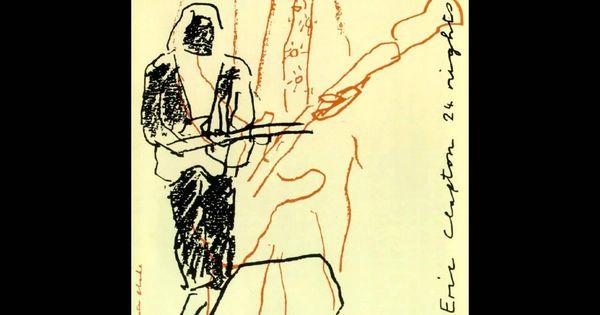 Eric Clapton 24 Nights Live Full Album Remastered Eric Clapton Culture Art Art Music