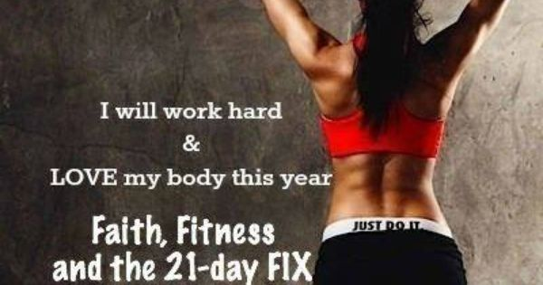 Faith Fitness And The 21 Day Fix Challenge Www Facebook Com Amykam6 Send Me A Friend Request And Let S Chat Ab Love My Body 21 Day Fix Challenge Hard To Love