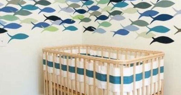 Wandmalerei Kinderzimmer Neutral : Interieur on Pinterest