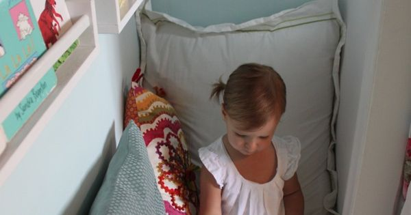 Closet nook, Mackenna's room ideas