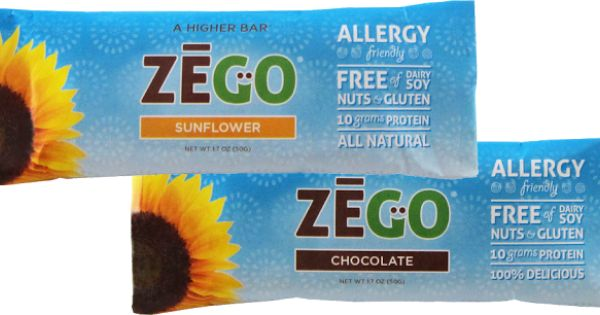 Allergy Friendly Protein Bars No Nuts Gluten Dairy Or