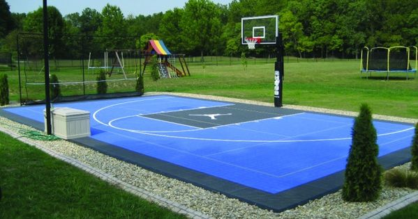 How much does it cost to install a basketball court for How much do sport courts cost