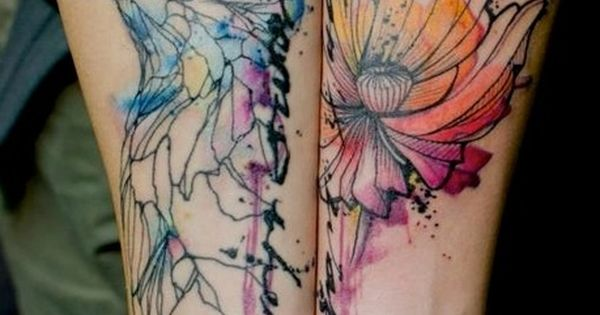watercolourtattoos