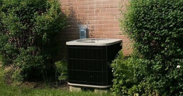 Trim Shrubs Around Air Conditioning Units With Images Air