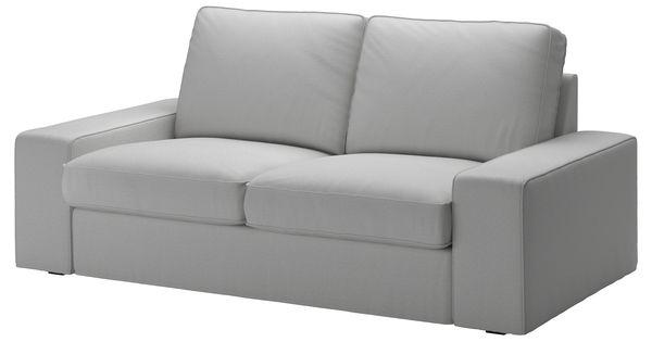 KIVIK, 2er-Sofa, Orrsta hellgrau, hellgrau Jetzt bestellen unter - wohnzimmer couch günstig
