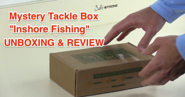Mystery Tackle Box Inshore Saltwater Fishing Review