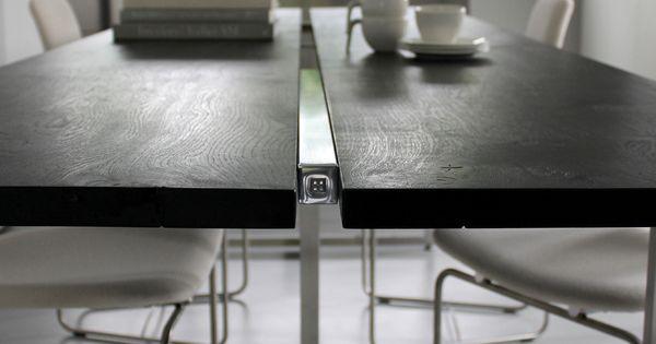 Eetkamer eetkamertafel edge : Ghyczy Selection eetkamertafel T3456 te zien u00e9n te koop bij Eurlings ...