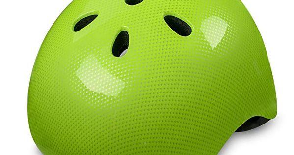 Ouwoer Adjustable Kids Bike Helmet Light Weight And Multi Sport