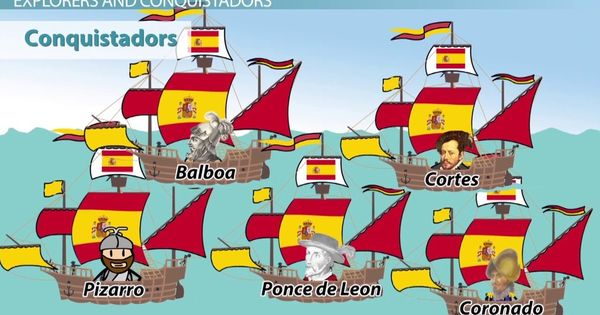 why the spanish came to the Florida of the conquistador the discovery of gold in mexico and peru convinced thousands of impoverished spanish peasants to there were those who came for.