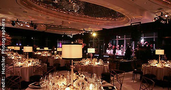 Mandarin Oriental New York Manhattan Weddings Nyc Reception