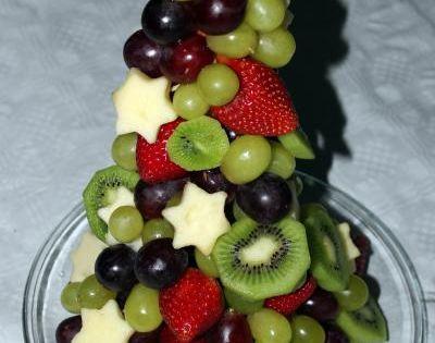 Kreatives obst und gem se f r kinder rezepte von und f r kids forum gesunde - Obst und gemuseplatte fur kindergarten ...