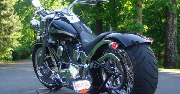 Iron Horse Motorcycles >> fatboy custom wheels   Wide Tire Kit for FatBoy - Harley ...