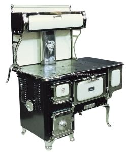 Beautiful Great buy !! Wood cook stove with oven
