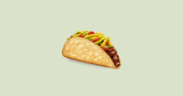 Taco Emoji Tacos Emoji Emoji Design