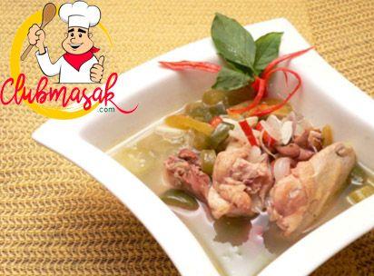 Resep Garang Asem Ayam Kuah Khas Semarang Resep Garang Asem Resep Resep Masakan Indonesia Ayam