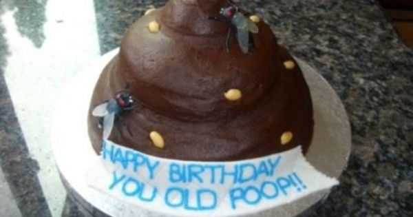 Funny Cake for old people.  Food pics.  Pinterest  Families, Cakes ...