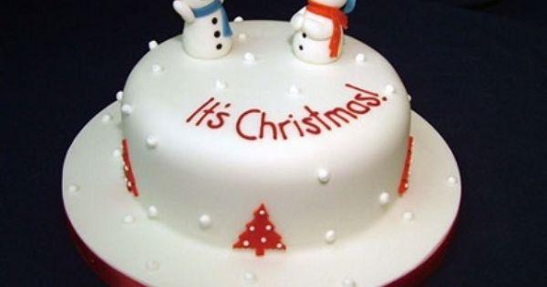 Elegant Christmas Cake Decoration : Elegant Christmas Cakes Christmas Cakes Pictures: 2012 ...