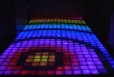 1e Disco Dance Floor Dance Floor Diy Light Up Dance Floor Led Dance
