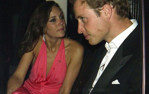 William and kate dating pictures