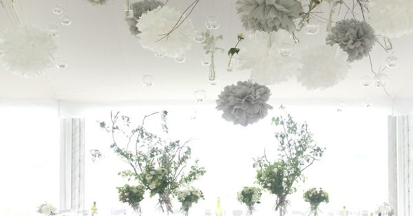 Hanging Wedding Decorations - Part 3 - Belle the Magazine . The