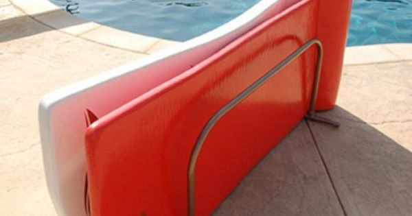 Pool Float Rack I Can Totally Do This Our Of Pvc Pipe And Paint Pool Time Pinterest Pool