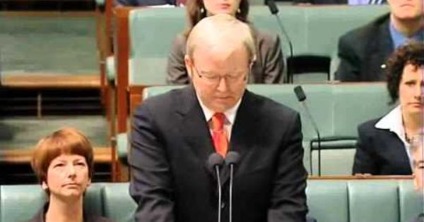 distinctive voices kevin rudd Sign language version of the apology to australia's aboriginal and torres strait islander viewers are advised that the following program may contain images and voices of people who have passed away title: prime minister kevin rudd, mp - apology to australia's indigenous peoples: duration.
