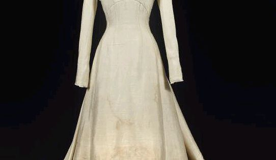 Maria 39 S Wedding Dress From The Sound Of Music Has Been Rediscovered More
