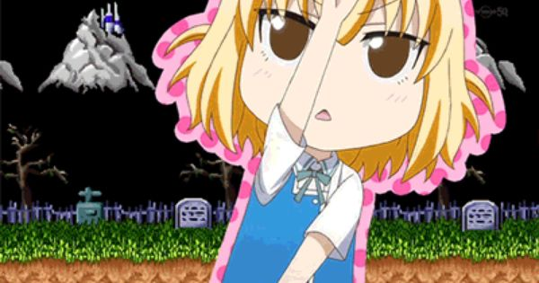 D Frag Anime Characters Database : Roka san quot the underground boss my favorite character from