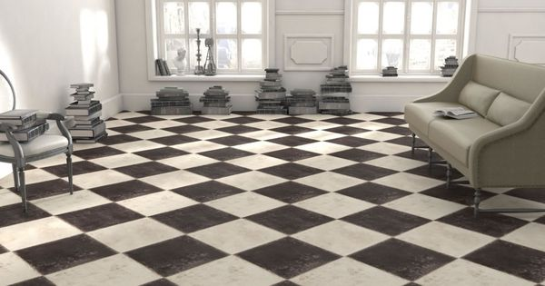 sol vinyle wood stone black white saint maclou floors pinterest bureau. Black Bedroom Furniture Sets. Home Design Ideas