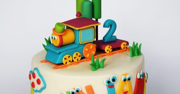 Bob The Train Cake Cherry Red Cake Pinterest Bobs