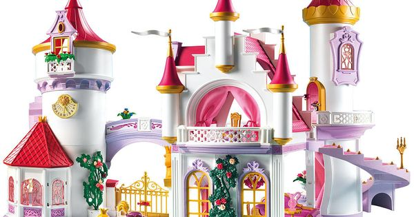 Playmobil Fairy Tale Princess Castle Playmobil Toys R Us For My Princess Pinterest