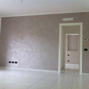 Tra gli effetti pittura per pareti interne, le vernici brillantinate sono sicuramente quelle che meglio riescono a. Tinteggiature Interne Pareti Casa Beige Pareti Casa Moderna Pareti Casa Colorate