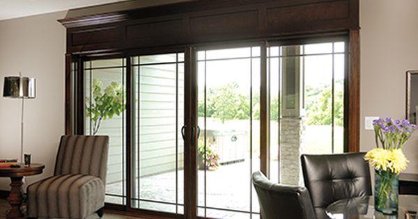 Wood Clad And Primed Windows Doors Windsor Windows Sliding Patio Doors Windsor Windows Patio Doors