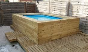 Resultado De Imagen De Habillage Piscine Hors Sol Intex Splash Pool Pool Designs Small Pools