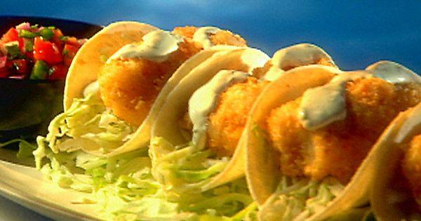 Tex Wasabi's Koi Fish Tacos | Recipe | More Guy fieri and Fish ideas