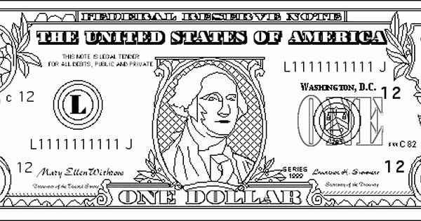 Dollar Bill Coloring Page Luxury Dollar Bill Coloring Page For Kids Coloring Pages Dollar Bill Cute Coloring Pages