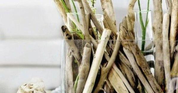 Le bois flott en d co 52 id es originales deco en for Arche en bois flotte