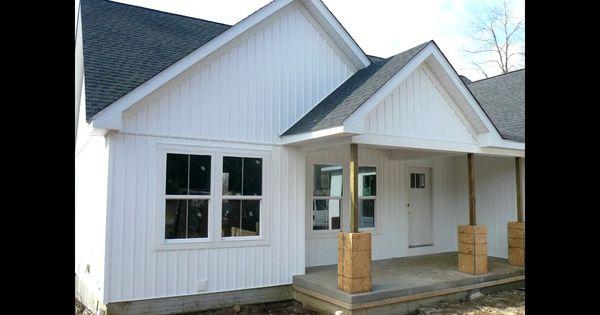 S6 Board Batten In Ironstone Ranch House Exterior Board And Batten Exterior House Exterior