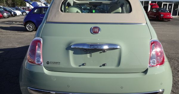 Used Cars Wilmington Nc >> 2013 FIAT 500c Lounge For Sale | Wilmington NC . | Fiat of ...