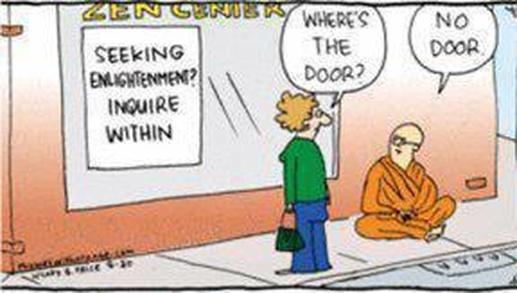 Awakening The Buddha Within Quotes: Meditation Cartoon Mindfulness - Pesquisa Do Google