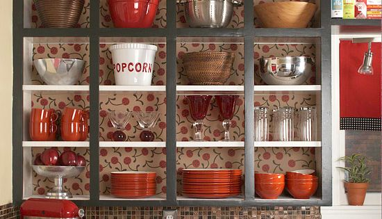 Display Your Favorite Kitchenware, While Making Things Easy To Find And Put Away. More Ways To