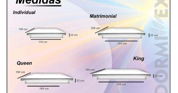 Camas king size modernas espaldares buscar con google for Medidas de cama matrimonial y king size