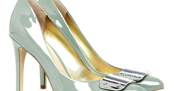 yes! mint shoes with a perfect hight heel!!