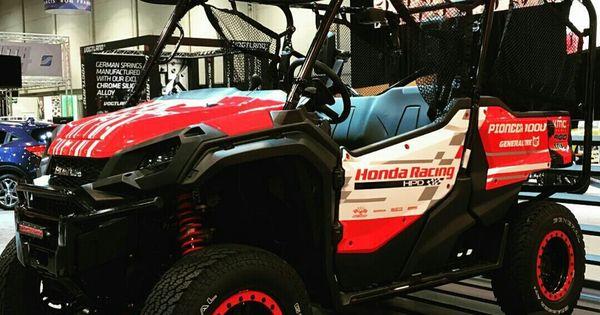 Honda Of Hattiesburg >> Custom Honda Pioneer 1000 Wheels & Tires | New 1000cc ...