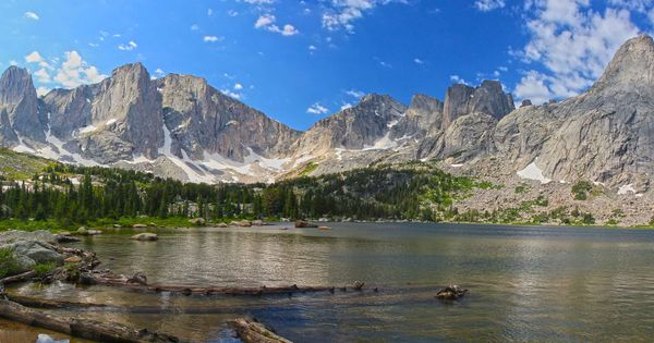 Wind River Range. Wyoming. | All Things Fly Fishing ...