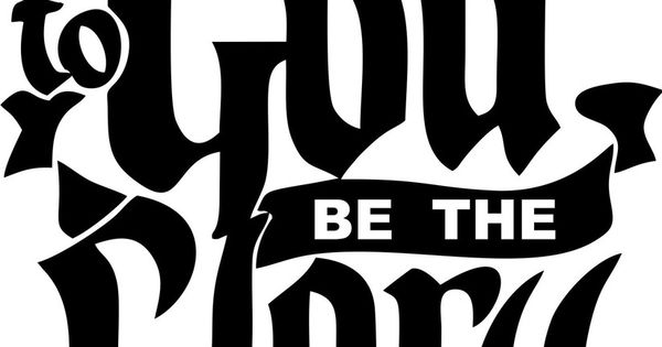 To God Be The Glory Vinyl Decal Just 4 99 Christian God