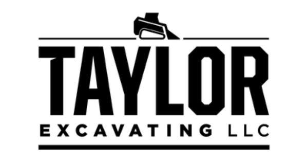 taylor excavating logo
